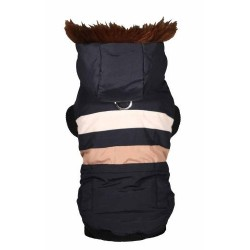 Urban Ski Vest Navy/Tan