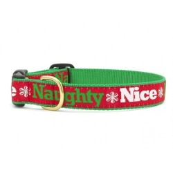 Naughty And Nice Collar