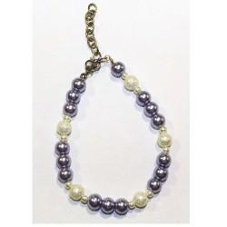 AUDREY Necklace - Collana Lavender