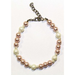 AUDREY Necklace - Collana Pink