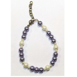 AUDREY Necklace For Ladies - Collana per signore Lavender