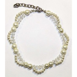 GRACE Necklace - Collana White