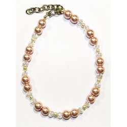 MARILYN Necklace - Collana Pink