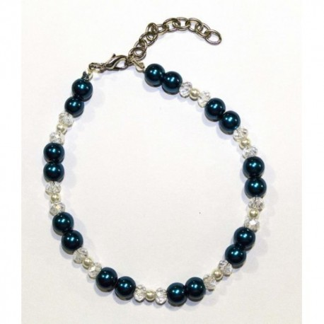 MARILYN Necklace - Collana Teal