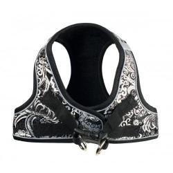 Royal Elegance Black EZ Reflective Harness Vest