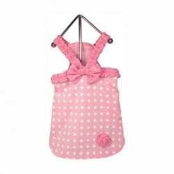 Miss Polka Dot Dress Pink