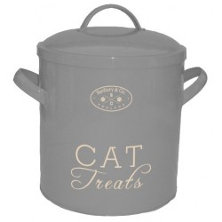 Banbury and Co. Cat Storage Tin