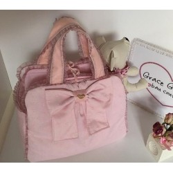 Pink Mon Amour De Luxe Bag
