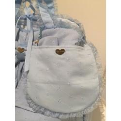 Pic Nic Bag Baby Blue