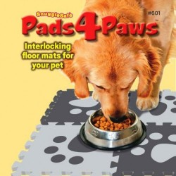 Pads4Paws Interlocking Foam Mats 6pz