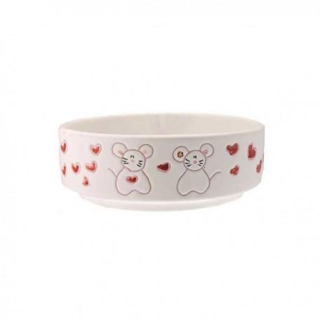 Ciotola Mouse in Love