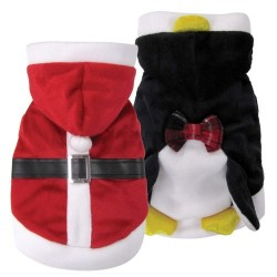 Reversible Santa/Penguin Suit
