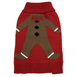 Ugly Christmas Sweater Gingerbread Man