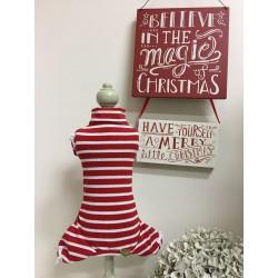 Pijama 4 Santa