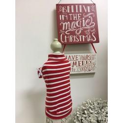 Pijama T-Shirt Santa