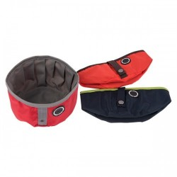 Ciotola Trek Round Portable Bowl