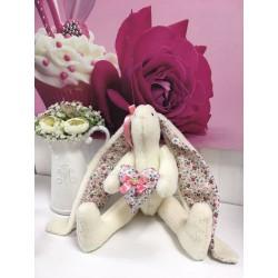 Heart Bunny Toy