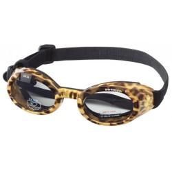 Occhiali DOGGLES ILS Leopard Frame/Smoke Lens