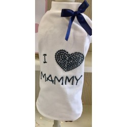T-Shirt I Love Mammy