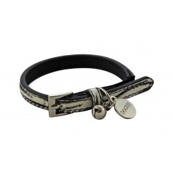 Dogue Collare Gatto Pony Hair Cat Collar Zebra
