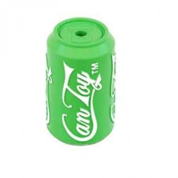 Sodapup Large Can Toy Lemon Lime - Green