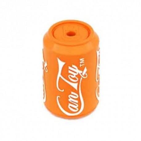Sodapup X-Large Can Toy Orange Squeeze - Orange
